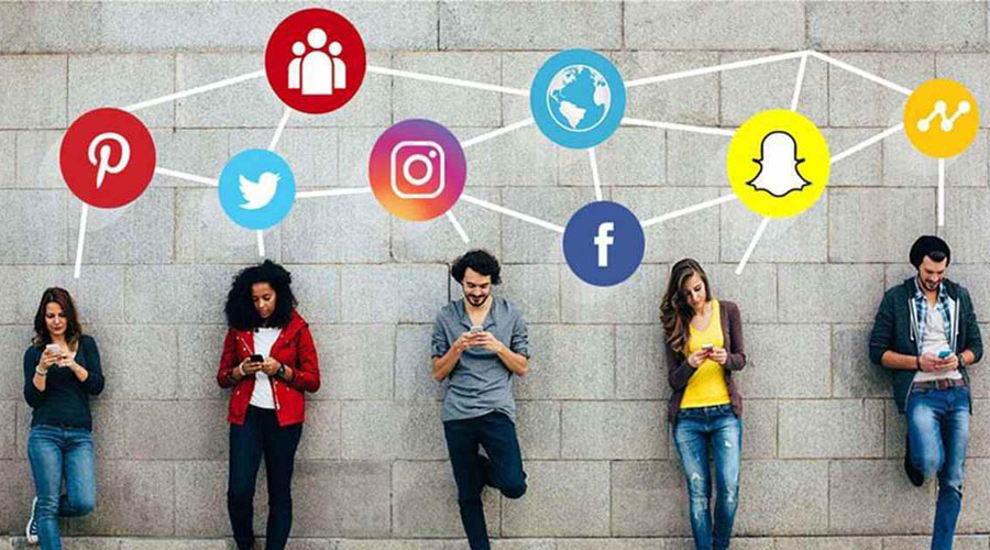 The role of social media for the younger generation